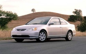 Best Used Cars Under 5000 - Honda Civic