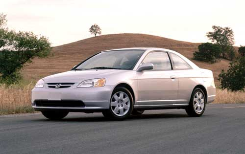 Most Reliable Used Cars Under 5000 - Civic